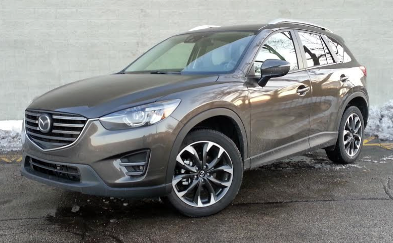 quick spin 2016 mazda cx 5 grand touring the daily drive consumer guide the daily drive. Black Bedroom Furniture Sets. Home Design Ideas