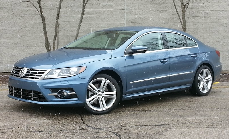 Test Drive: 2016 Volkswagen CC 2.0T R-Line | The Daily Drive ...