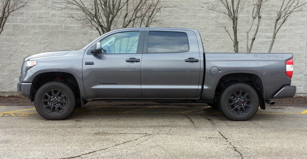 Tundra Towing Capacity >> Test Drive: 2016 Toyota Tundra TRD Pro | The Daily Drive | Consumer Guide® The Daily Drive ...