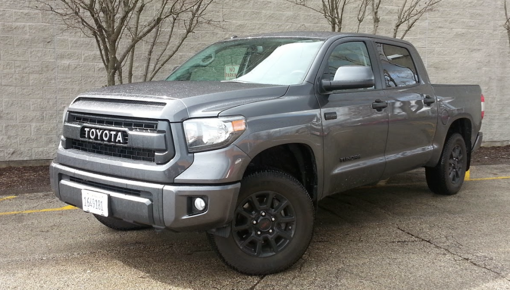 test drive 2016 toyota tundra trd pro the daily drive consumer guide the daily drive. Black Bedroom Furniture Sets. Home Design Ideas