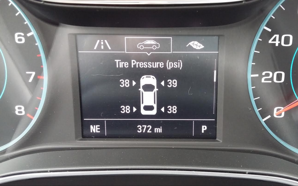 Chevy Cruze Tire Pressure >> 2016 Chevrolet Cruze The Daily Drive Consumer Guide