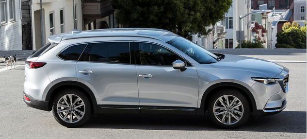 2016 mazda cx 9 the daily drive consumer guide. Black Bedroom Furniture Sets. Home Design Ideas