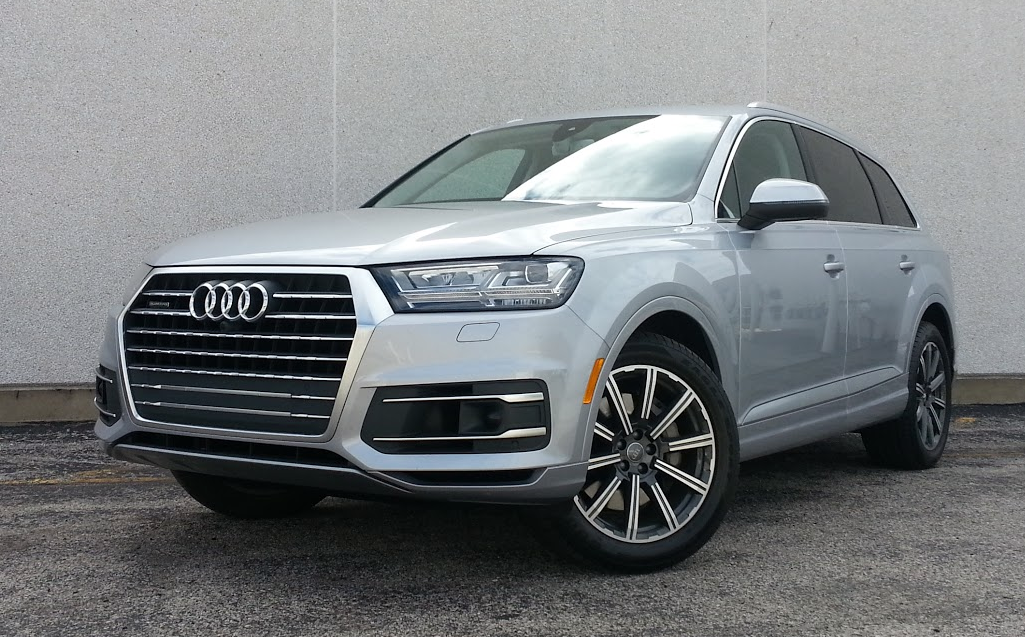 test drive 2017 audi q7 3 0t the daily drive consumer guide the daily drive consumer guide. Black Bedroom Furniture Sets. Home Design Ideas