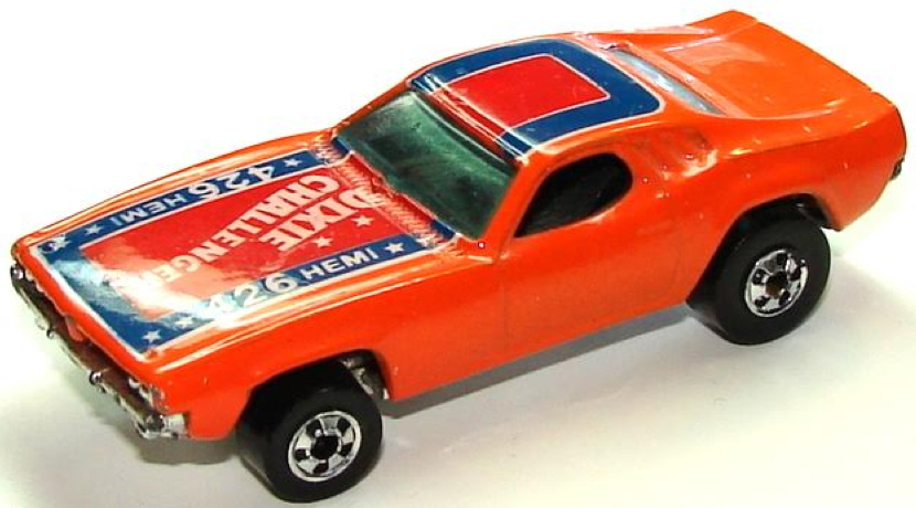 Hot Wheels Dixie Challenger