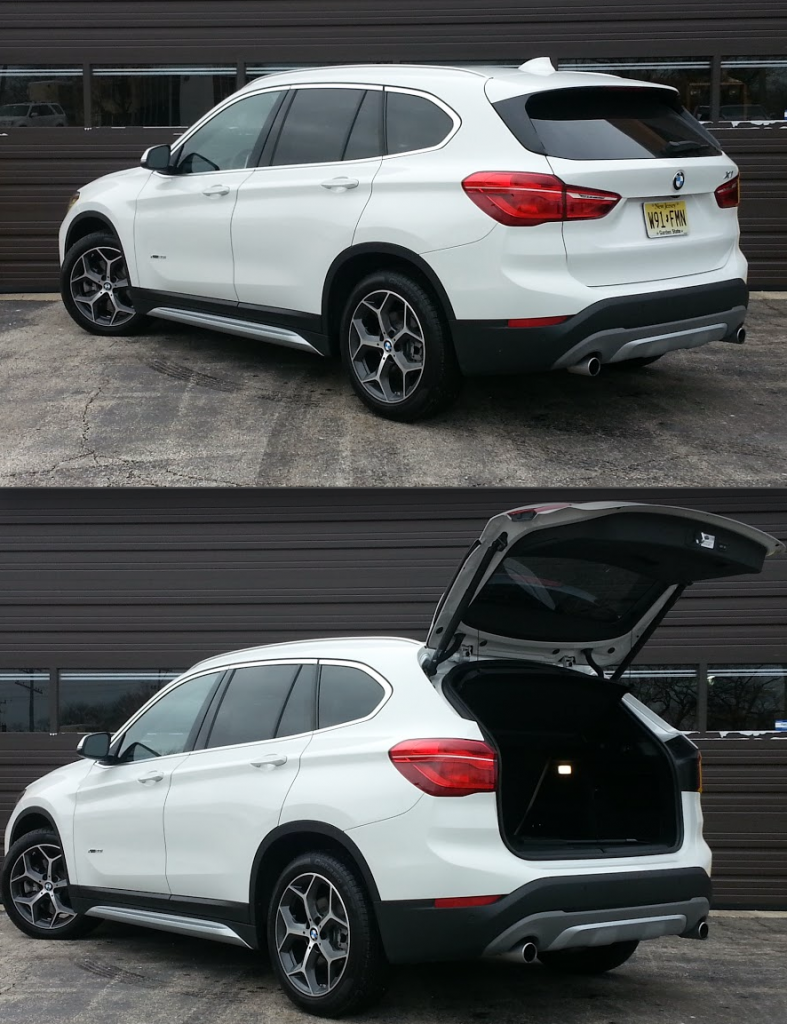 2016 BMW X1 Hatch