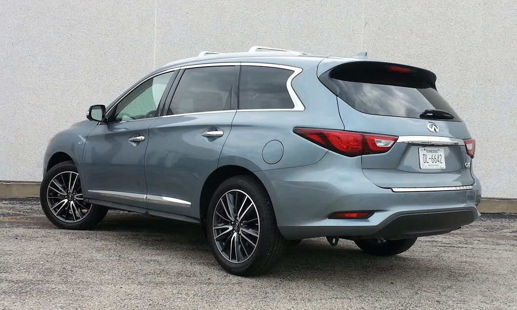 Test Drive: 2016 Infiniti QX60 | The Daily Drive | Consumer Guide® The Daily Drive | Consumer Guide®