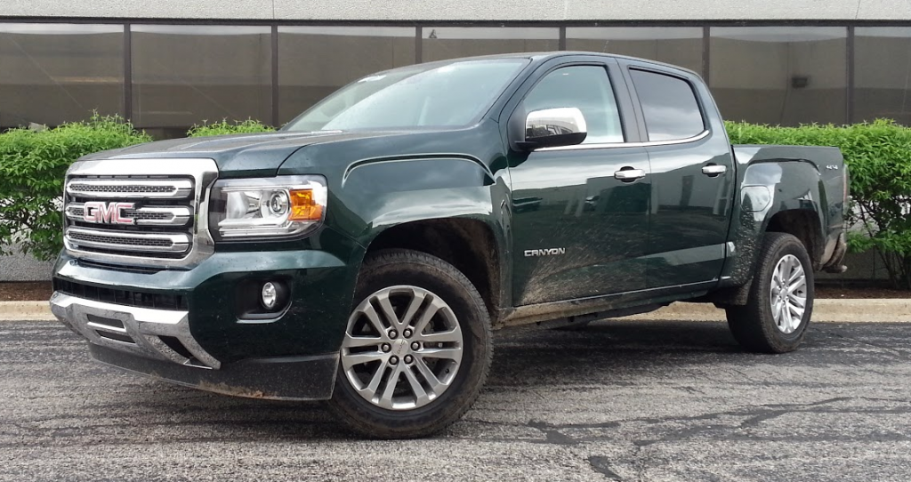 CG Real-World Fuel Economy: 2016 GMC Canyon Duramax Diesel ...