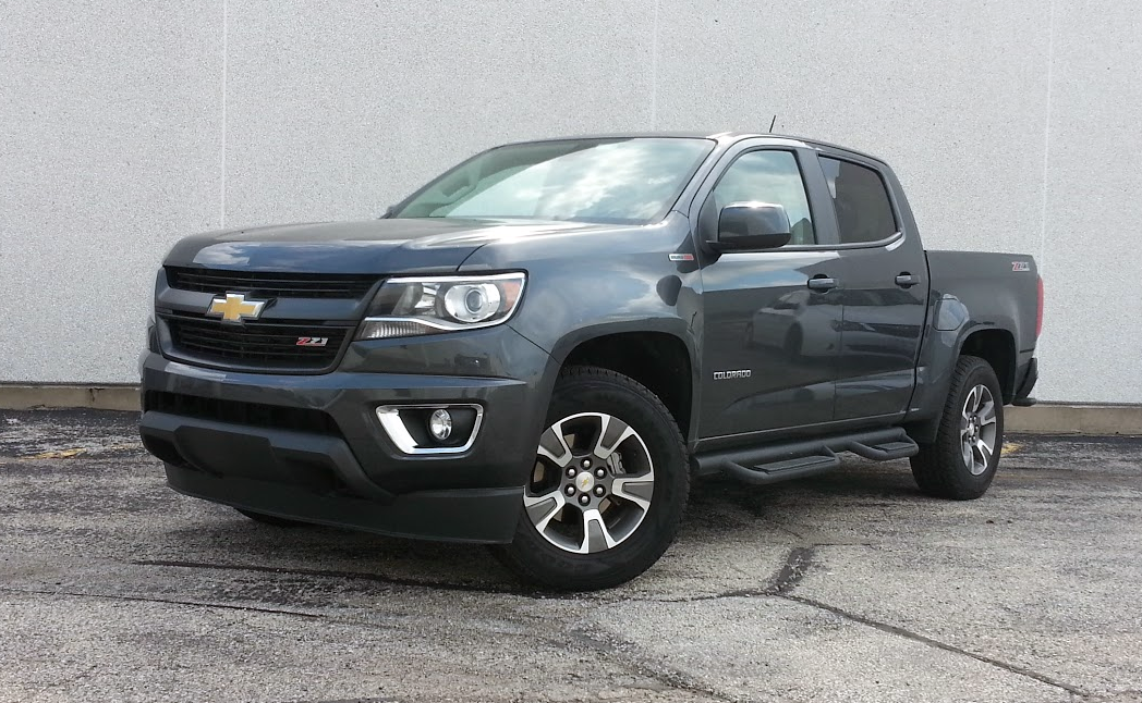 2016 Colorado Sel Mileage