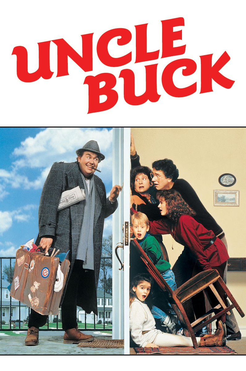 Uncle Buck movie poster