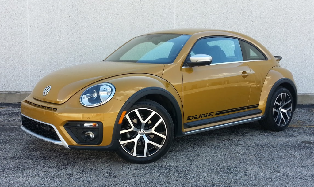 Vw Beetle Test >> Test Drive 2016 Volkswagen Beetle Dune The Daily Drive Consumer