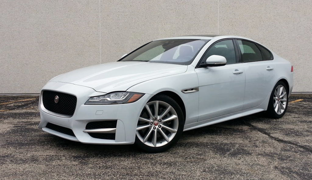 test drive 2016 jaguar xf r sport the daily drive consumer guide the daily drive. Black Bedroom Furniture Sets. Home Design Ideas