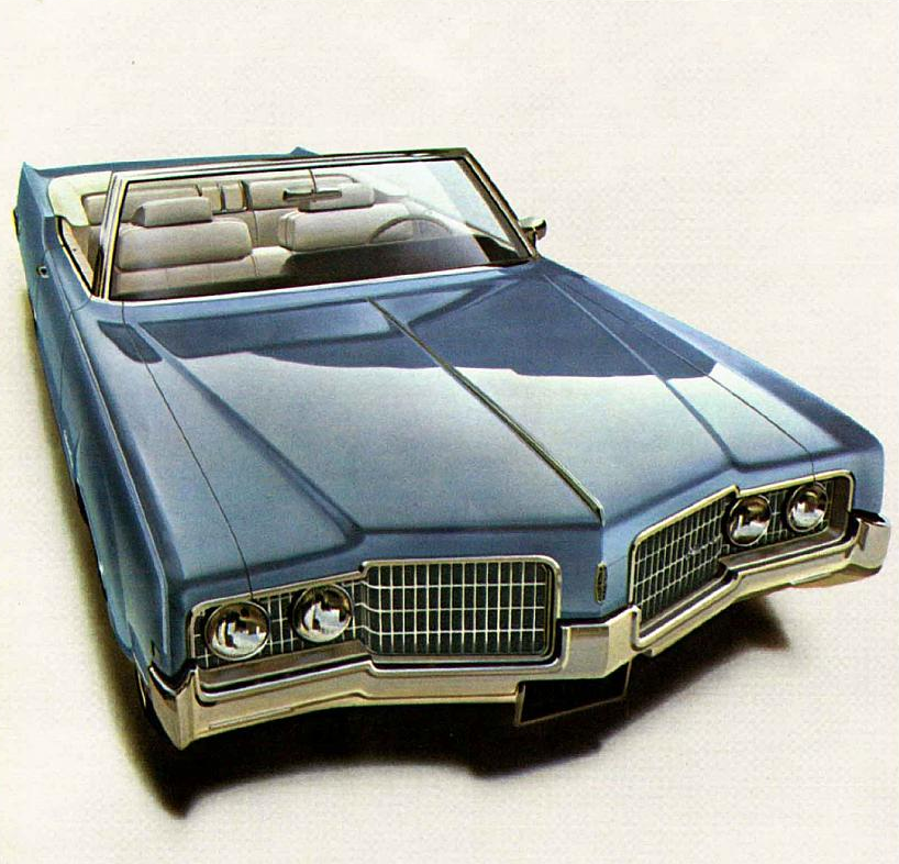1969 Oldsmobile Ninety-Eight Convertible