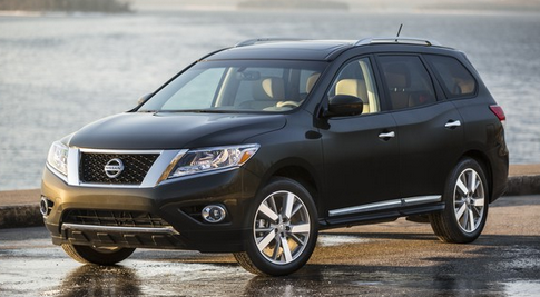 what 39 s new 2017 nissan pathfinder the daily drive consumer guide the daily drive. Black Bedroom Furniture Sets. Home Design Ideas