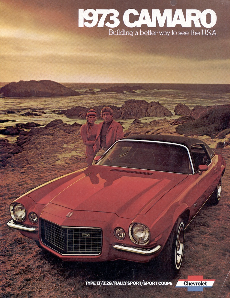 The Chevrolet Brochure Covers of 1973 | The Daily Drive ...