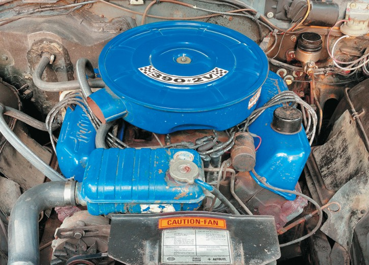 Mercury engine