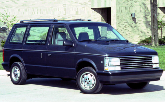 1987 Plymouth Voyager