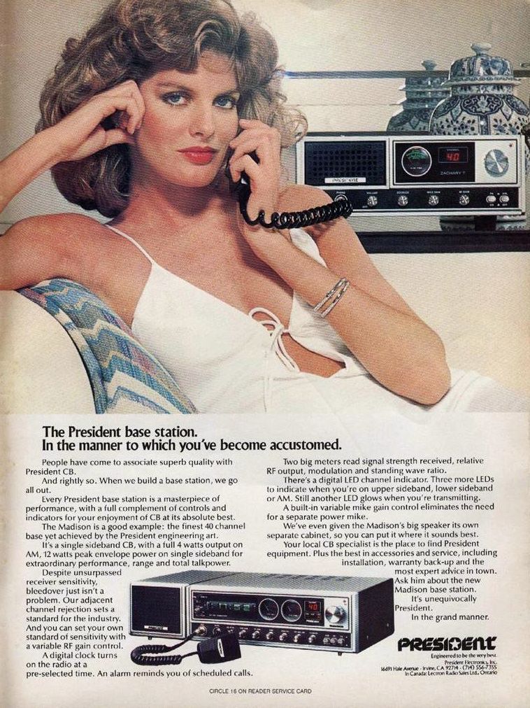 Convoy Madness 12 Classic Cb Radio Ads moreover Sears Car Top Cargo Carrier New 239 additionally Craftsman Garage Door Opener Wiring Diagram likewise Vintage Hi Fi Sound Systems besides Wiring Diagram For Water Pump Pressure Switch. on sears car stereo