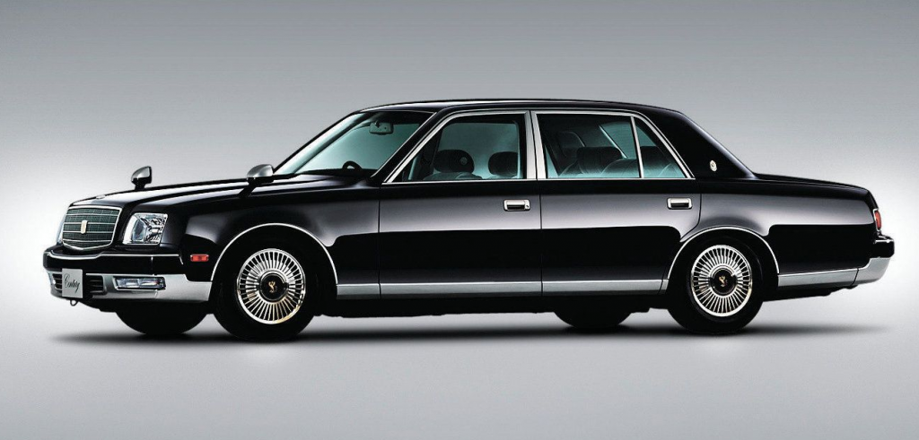 Not For Export Toyota Century The Daily Drive
