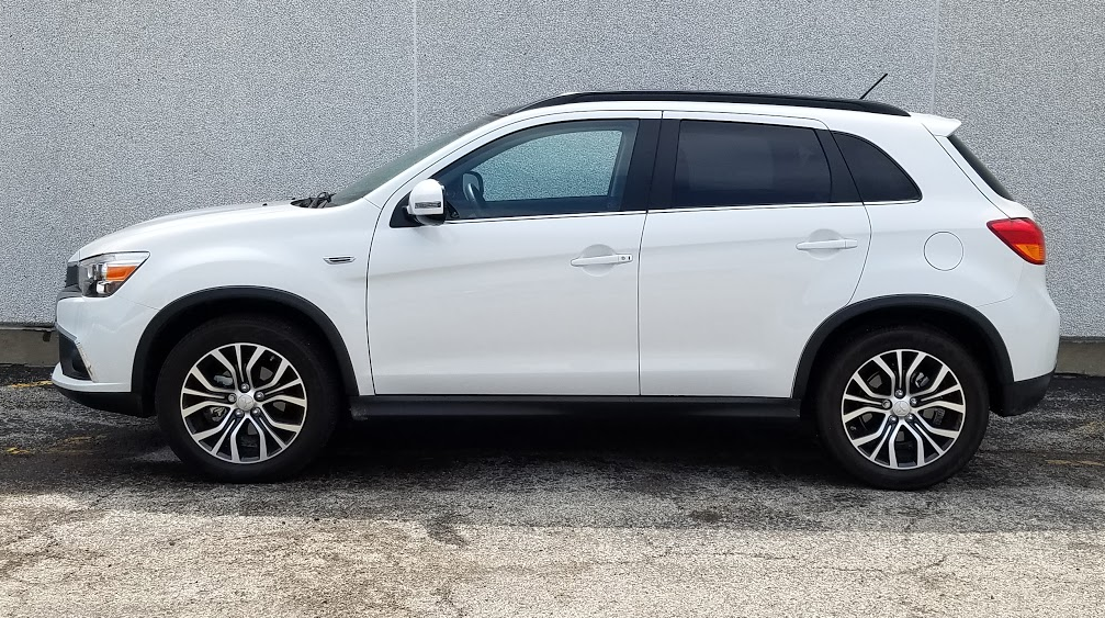 2016 Outlander Sport profile