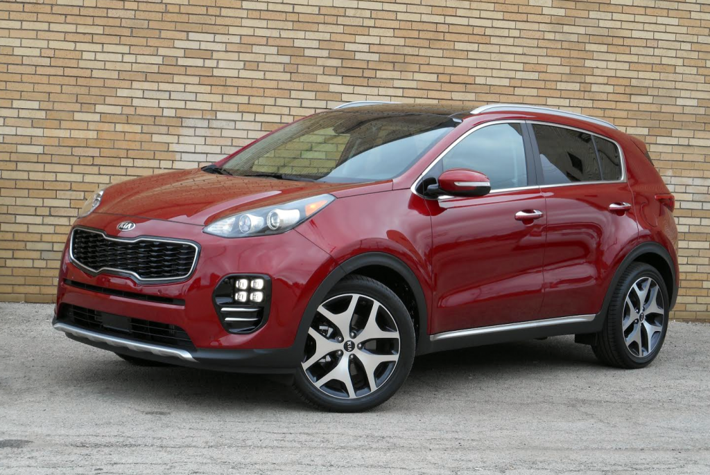 test drive 2017 kia sportage sx the daily drive consumer guide the daily drive consumer. Black Bedroom Furniture Sets. Home Design Ideas