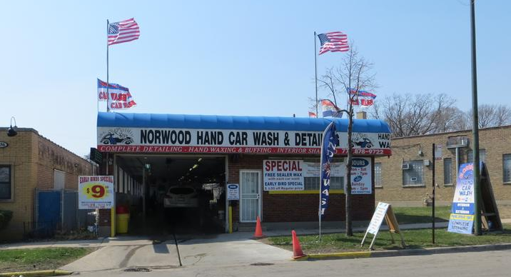 Norwood Hand Car Wash