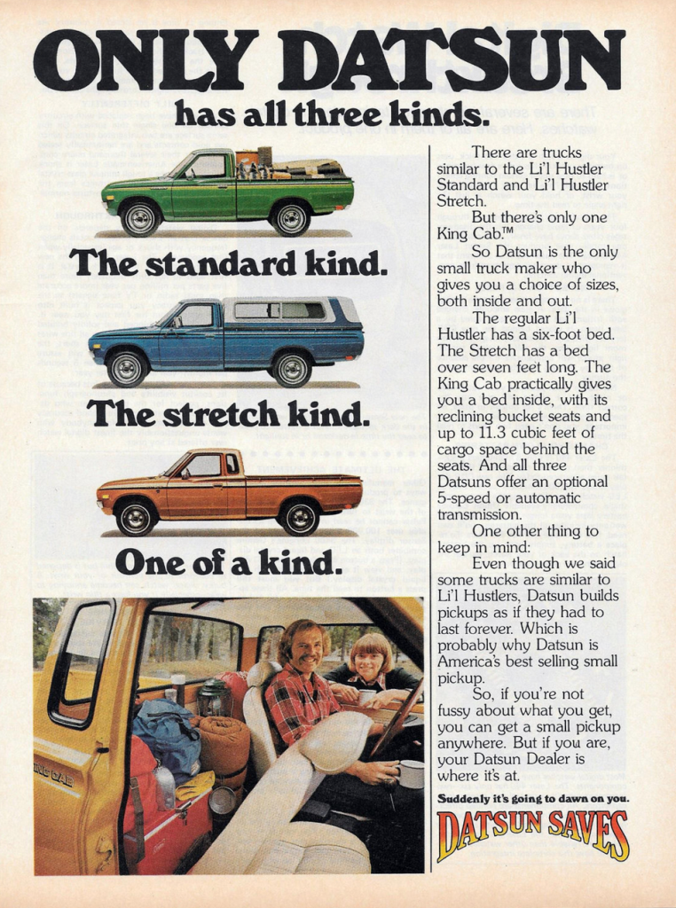 70s Madness 10 Years Of Classic Pickup Truck Ads The