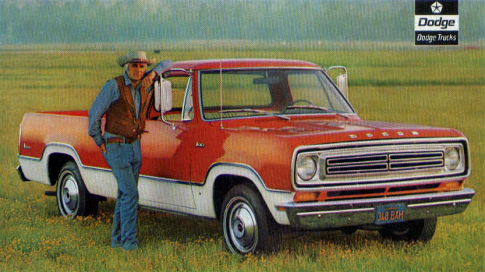 70s Madness 10 Years Of Classic Pickup Truck Ads on 1972 gmc truck
