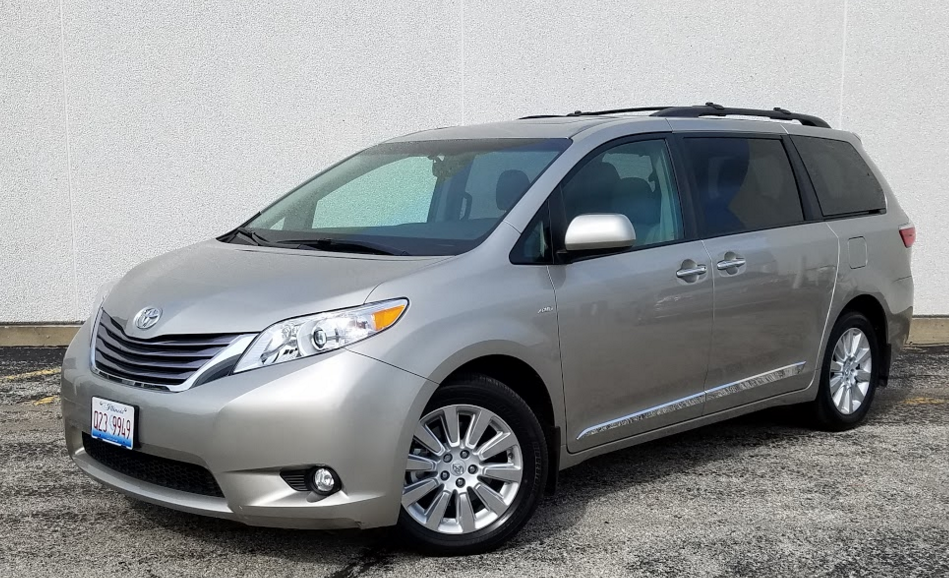 auto video toyota sienna cars quick th track drive test view