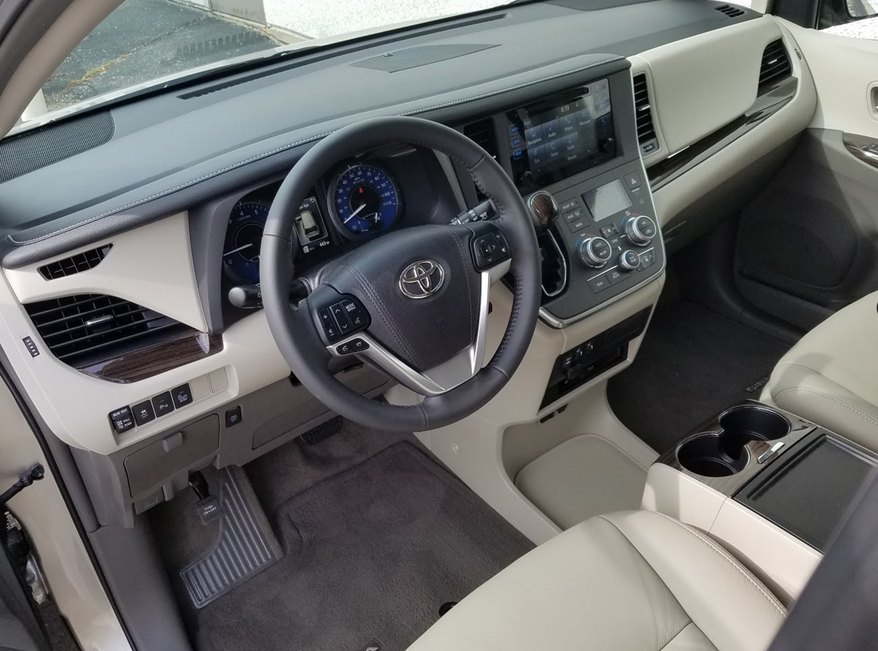 2017 Toyota Sienna The Daily Drive Consumer Guide