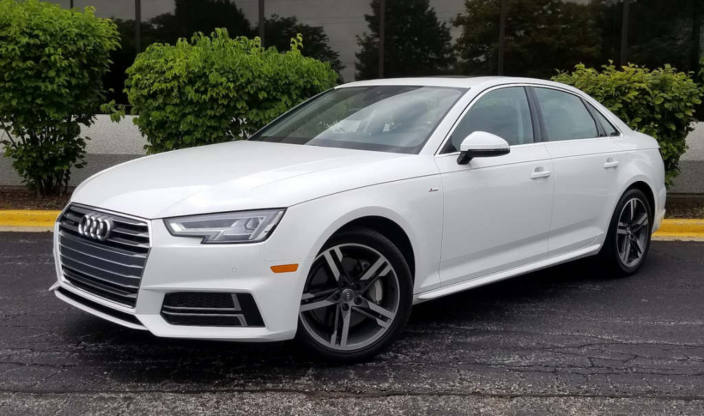 Test Drive Audi A T The Daily Drive Consumer Guide - 2018 audi a4 s line