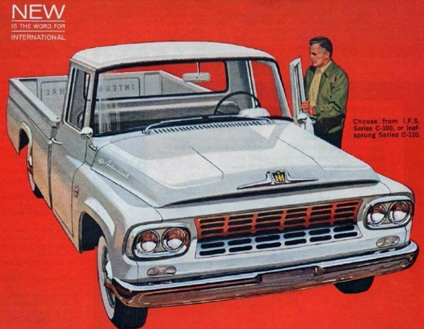 60s Madness! 10 Years of Classic Pickup Truck Ads | The Daily Drive ...