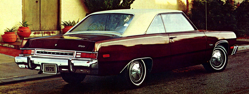 1976 Valiant Coupe