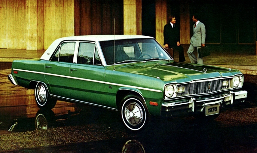 1976 Plymouth Valiant Sedan