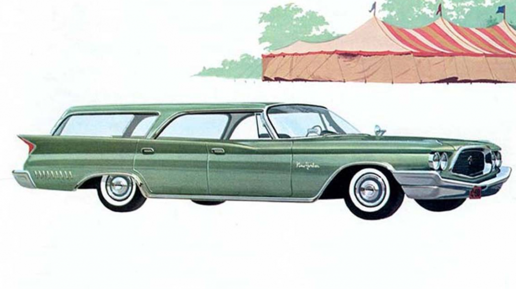 1960 Chrysler New Yorker Town & Country
