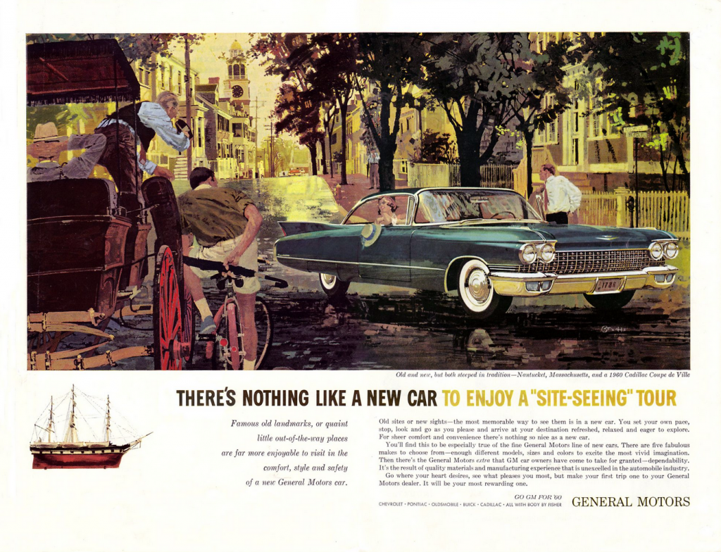 Model Year Madness 10 Classic Ads From 1960 The Daily Drive