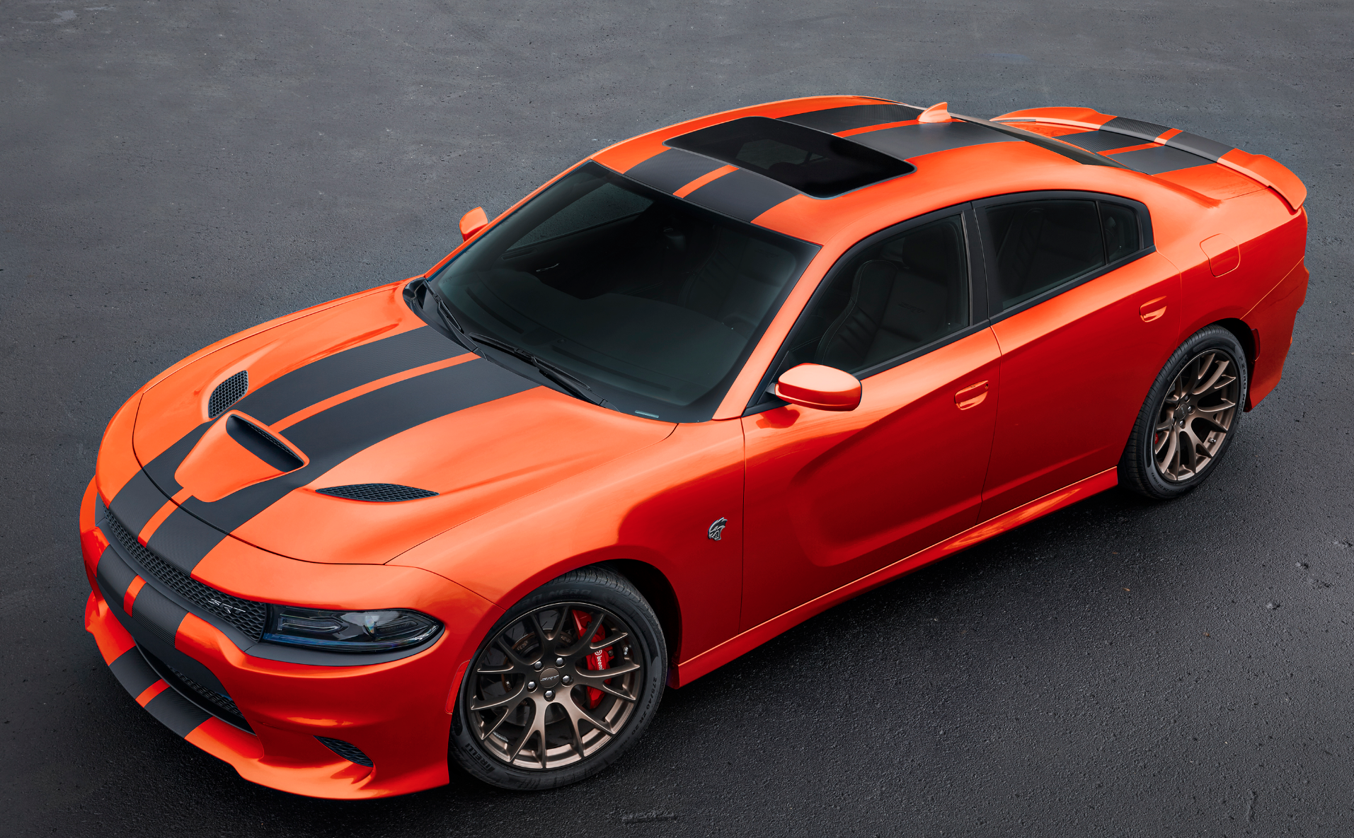 2017 Dodge Charger, What's new for Dodge