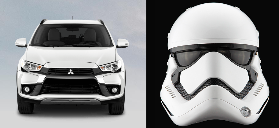 is it just us or do a lot of cars look like stormtroopers. Black Bedroom Furniture Sets. Home Design Ideas