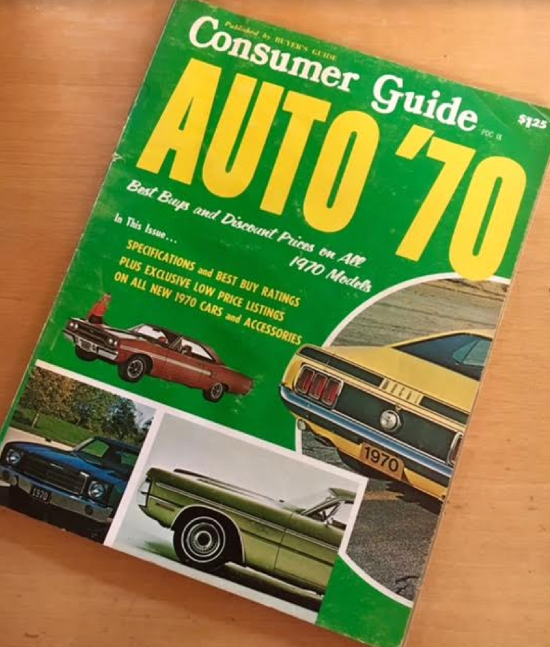Consumer Guide Automotive: The Luxury Standards Of 1970
