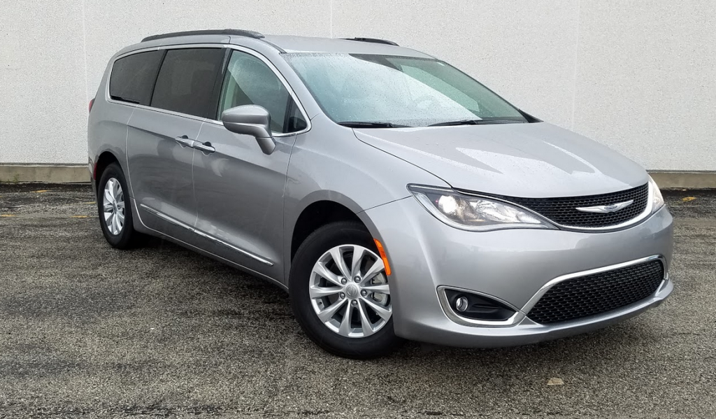 Used 2017 Chrysler Pacifica >> Test Drive: 2017 Chrysler Pacifica Touring-L | The Daily ...