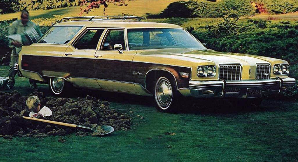 1974 Oldsmobile Custom Cruiser
