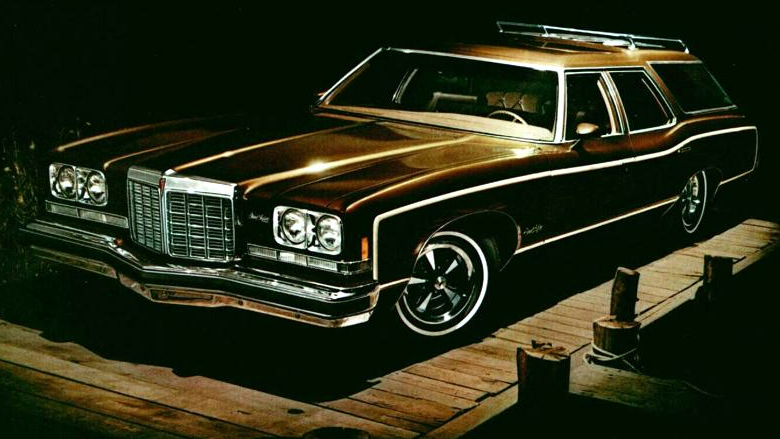1974 Pontiac Grand Safari
