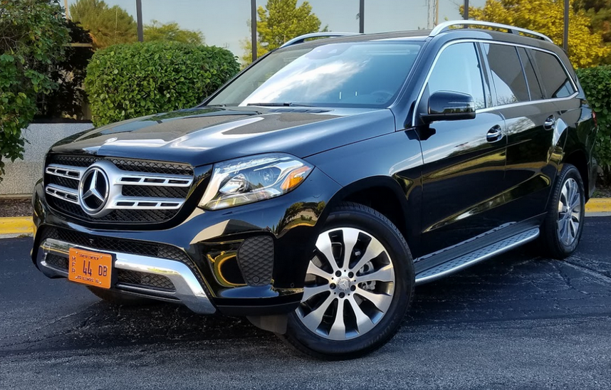 2017 Mercedes Benz Gls450 4matic >> Test Drive: 2017 Mercedes-Benz GLS450 | The Daily Drive | Consumer Guide® The Daily Drive ...