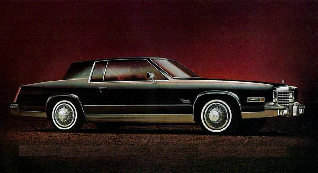 1979 Cadillac Eldorado, Luxury cars that looked special