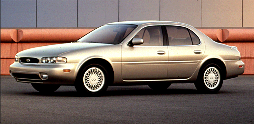 1993 Infiniti J30, Luxury cars that looked special