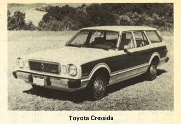 1980 Toyota Cressida Review