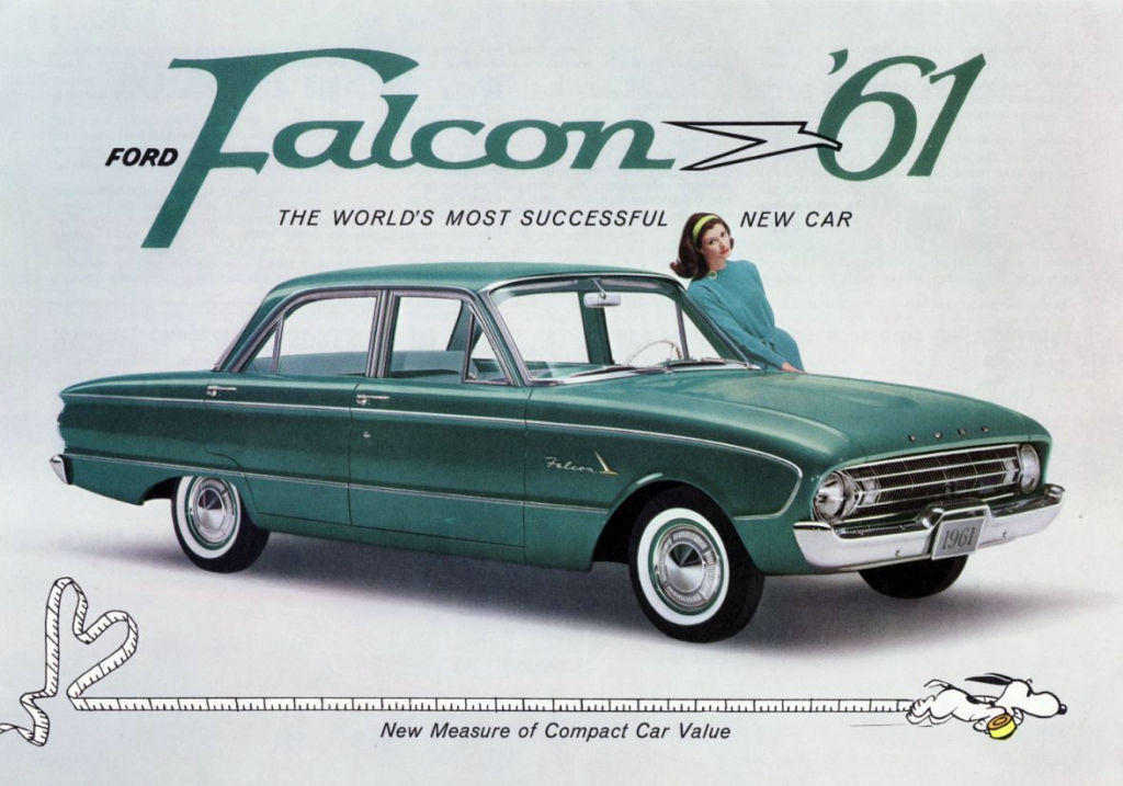 Ford Falcon Ad