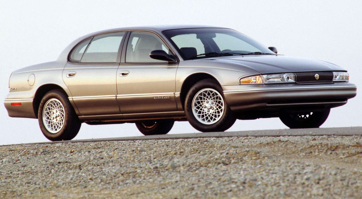 cab forward the chrysler lh cars of 1994 the daily