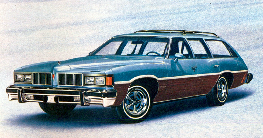 1976 Pontiac Grand LeMans Safari