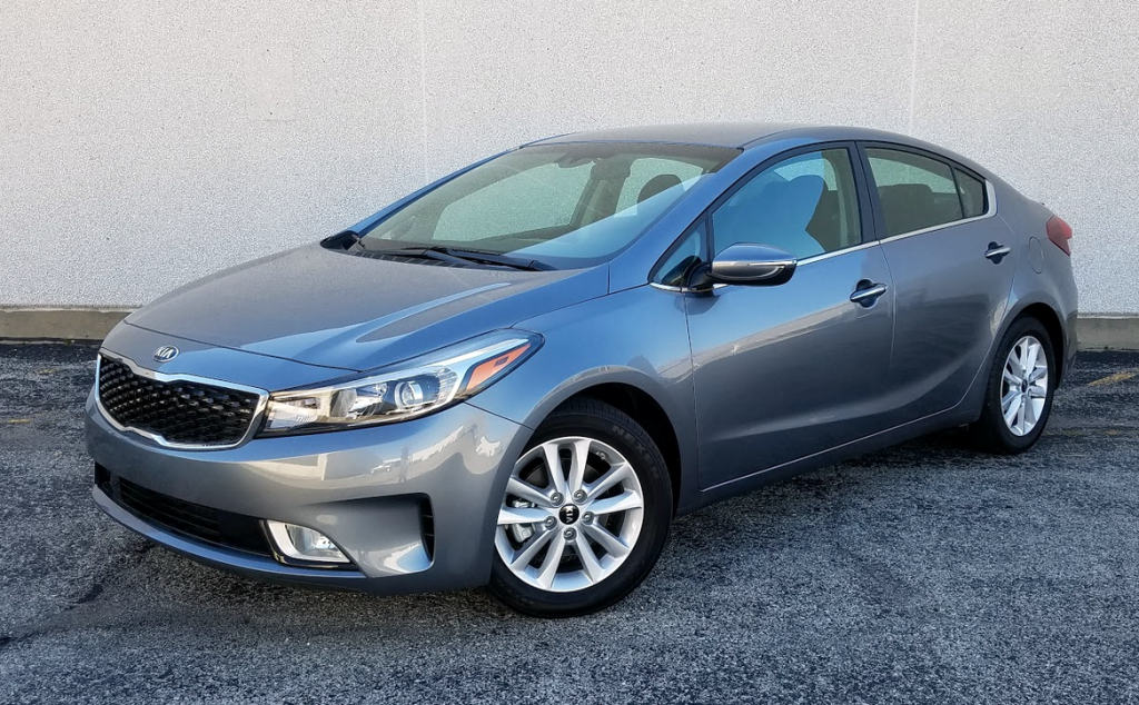 test drive 2017 kia forte s the daily drive consumer guide the daily drive consumer guide. Black Bedroom Furniture Sets. Home Design Ideas