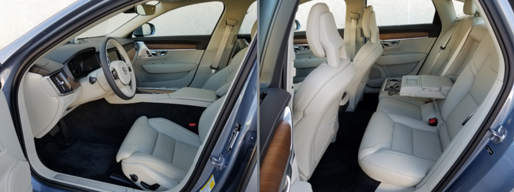 Screen Sh2017 Volvo S90 cabin detail